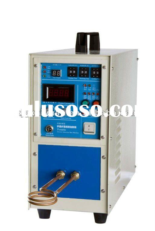 High frequency induction heating boiler furnace