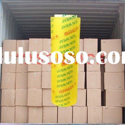 High shrinkage rate PVC cling film Food wrapping food grade