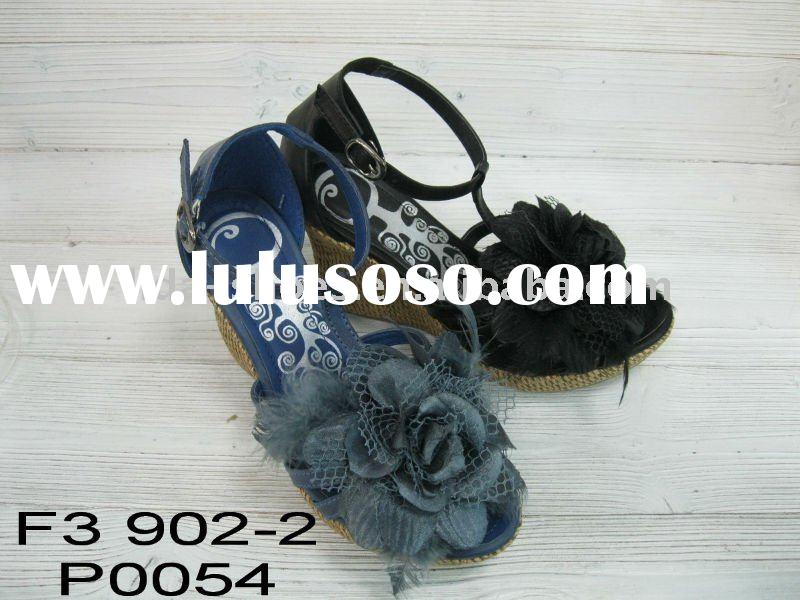 Hot Sale 2012 New Summer Sandals With Feather