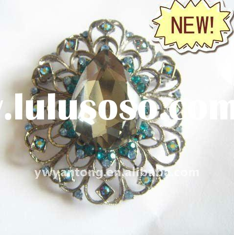 Hot & newest 2012 fashion victorian brooch