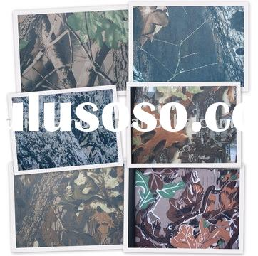 Hunting Camo fabric for Packs