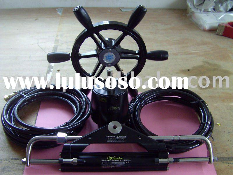 Hydraulic Steering Wheel System For Boats