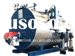 Industrial WNS Series Oil Fired Fire-tube Small Steam Boilers