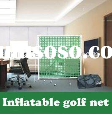 Inflatable & Portable office golf putter set(Practice Net)