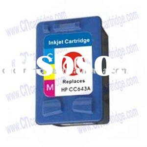 Ink cartridge for HP CC643W(60)