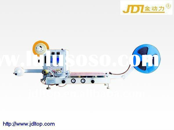 JDL semi-automatic components taping packaging machine