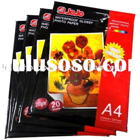 JOJO 200gsm High Glossy Photo Paper