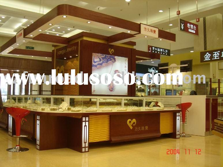 Jewelry Display Case,Showcase,Display Cabinet,Shop Showroom Design