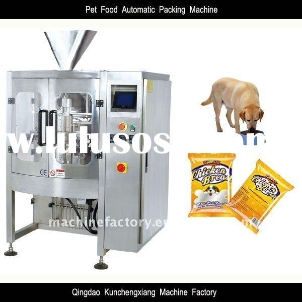KCX automatic animal feed packing machine