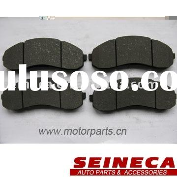 KIA brake pad , auto brake pad, disc brake pad, car brake pad , front brake pad , sintered brake pad