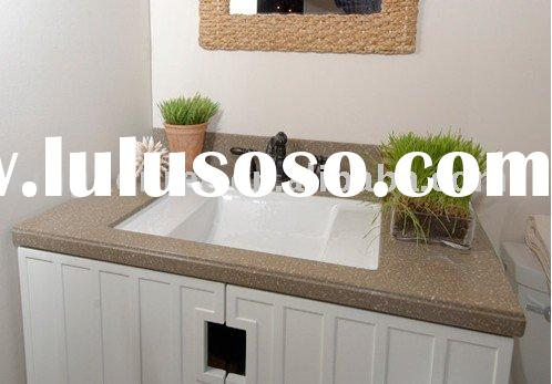 KKR Commercial Solid Surface Bathroom Vanity Top