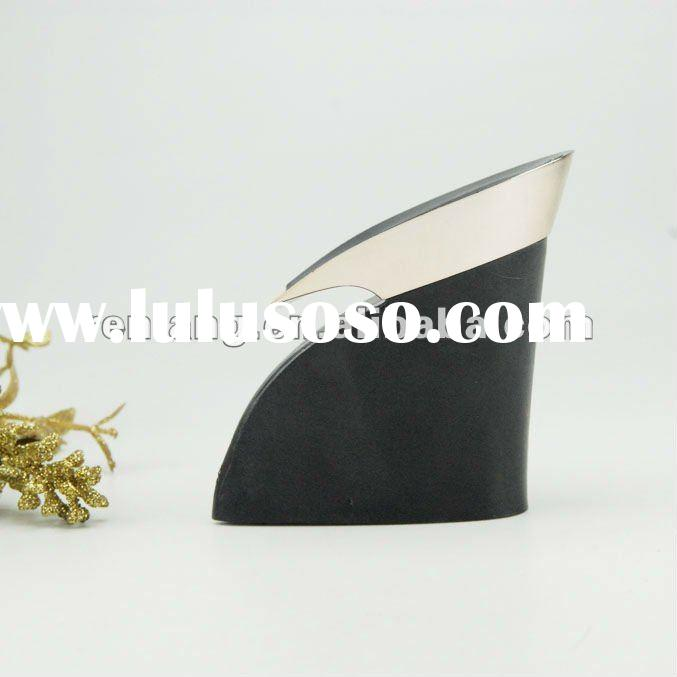 LE05559 Supply China quality plastic Package leather heels