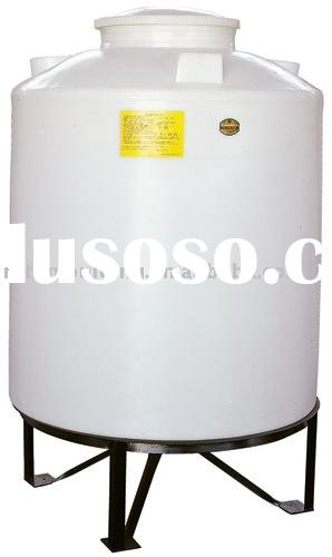 LLDPE Vertical Conical Bottom Storage Tank