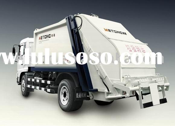 LMT5160ZYS Compression Refuse Collector / Garbage Truck