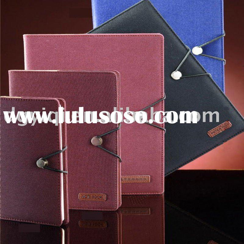 LN-214 leather ring binders