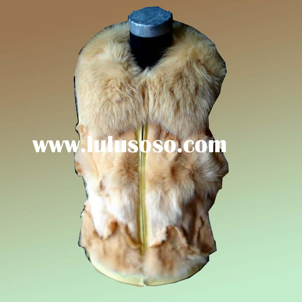Ladies' Fox Fur Vest