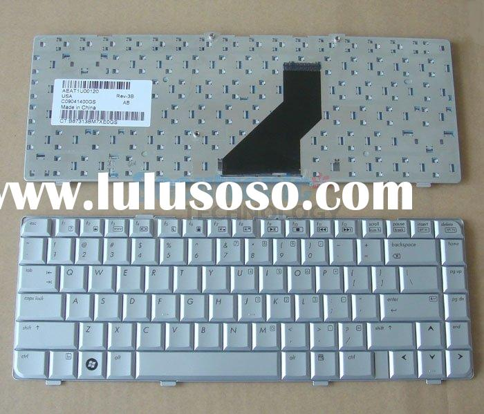 Laptop Parts: Laptop Keyboard / Notebook Keyboard for Toshiba Satellite A130 A135