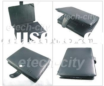 Leather Case for Lenovo S10 mini notebook netbook