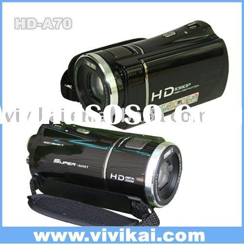 """Low price digital camcorder with HD1280X720Pixels &EIS Stabilizer ,12.0MP &3.0"""" TFT LCD"""