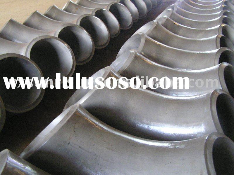 Low temperature carbon steel seamless and welded pipe fittings