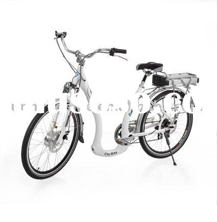 Luxury electric motor bikes
