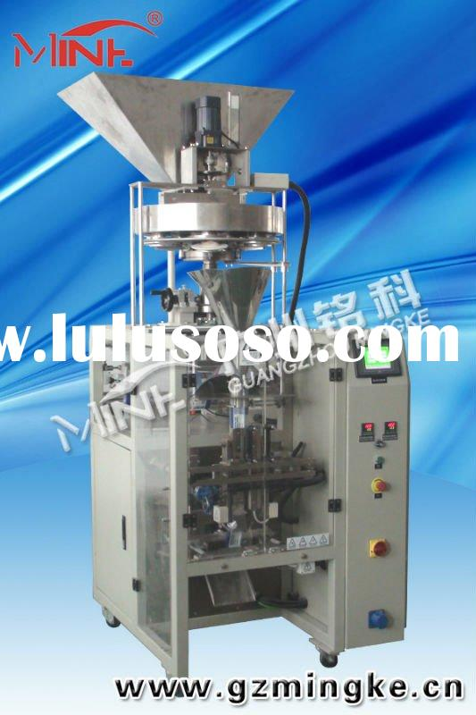 MK-398B Full automatic corn kenal packing machine combined with volumetric cups