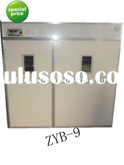 Mid size automatic incubators for hatching eggs ZYB-9