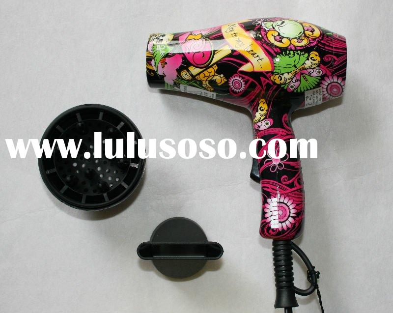 Mini Q travel hair dryer