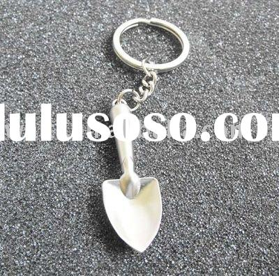 Mini Shovel, Shovel Metal Key Chains, Shovel Shape Key Chain, Shovel Key Chain
