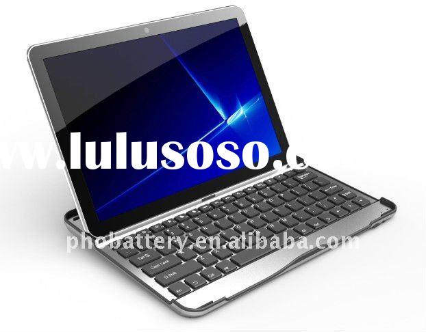 Mobile aluminum bluetooth keyboard for Samsung Galaxy P7510 / P7500