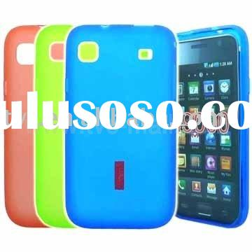 Model Marked TPU Gel Case for Samsung Galaxy S i9000