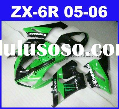 Motorcycle ABS Fairings kit,Motorcycle accessories For Kawasaki