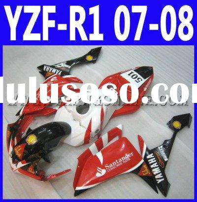 Motorcycle Parts ABS Fairings For Yamaha YZF R1 R6 600R 1000R