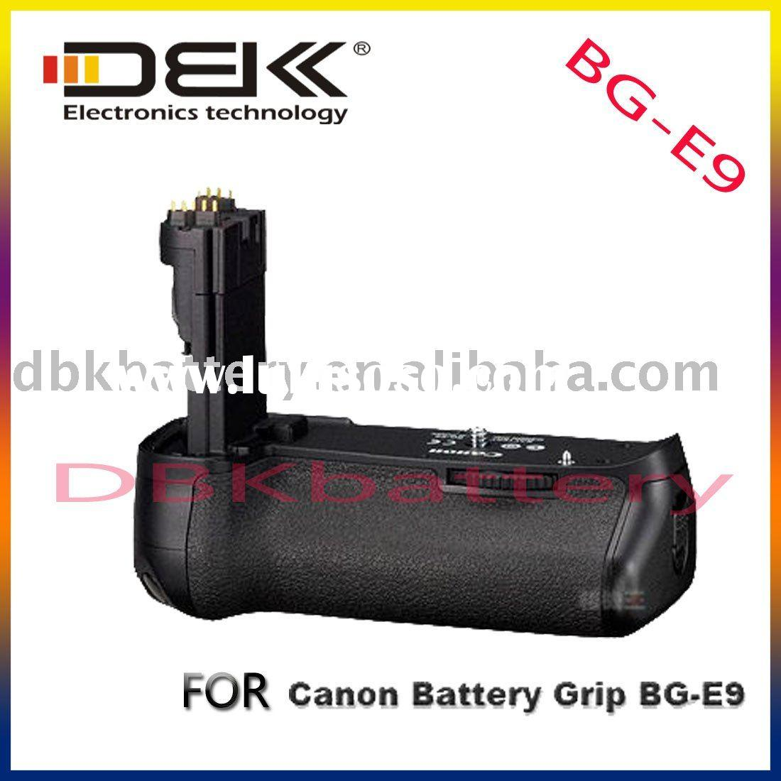 NEW BATTERY GRIP BG-E9 For Canon EOS 60D