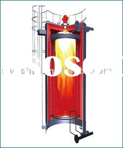 Natural Gas/Fuel Oil/Coal Fired thermal oil boiler
