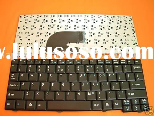 New Laptop Keyboard US Layout Black For Acer Aspire One