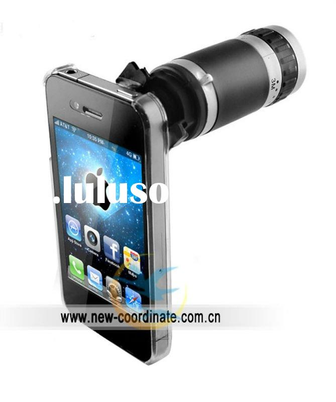New arrival Vpower IPHONE 4/4S mobile phone camera telescope camera telescope iphone external camera