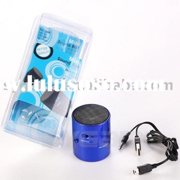 Newest Portable Mini Speaker as gadgets gift for cell phone