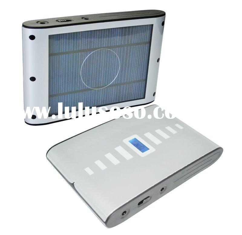 Newest high quality Powerful 19v solar laptop charger