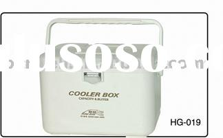 Non electric plastic can cooler box