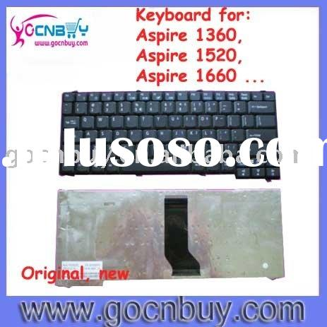 Original Notebook keyboard for acer Travelmate 2100 Travelmate 2600 ASPIRE 1360