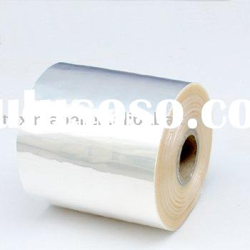 PET heat shrink film in roll