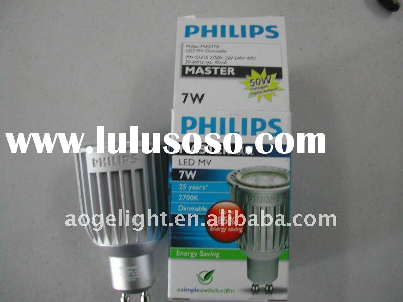 PHILIPS MASTER LED GU10 Lamp 7W GU10 Dimmable