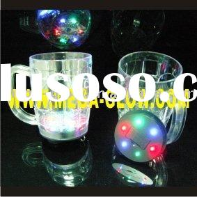 Party Supply, LED Cup, Flashing Glass, Light cup, Glow in the dark cup
