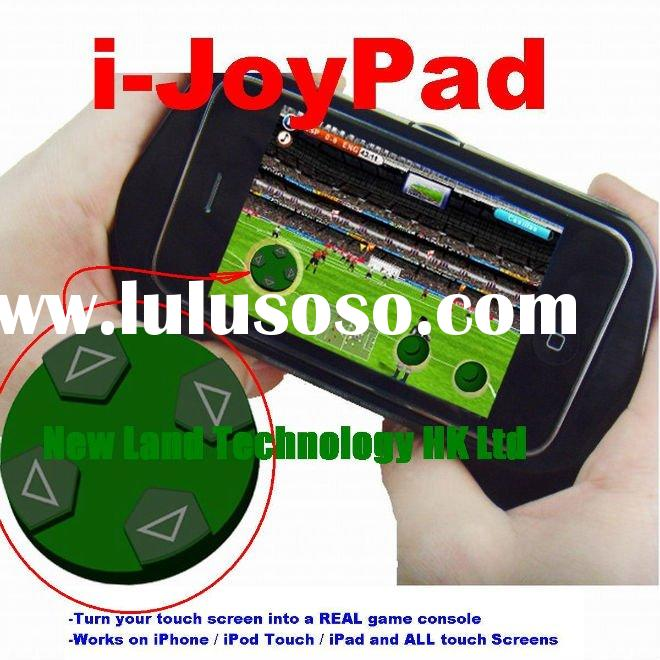 Patented game accessory for iPhone, iPad...Touch screen