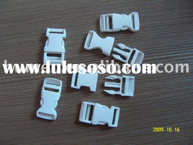 Perfect plastic side release buckle