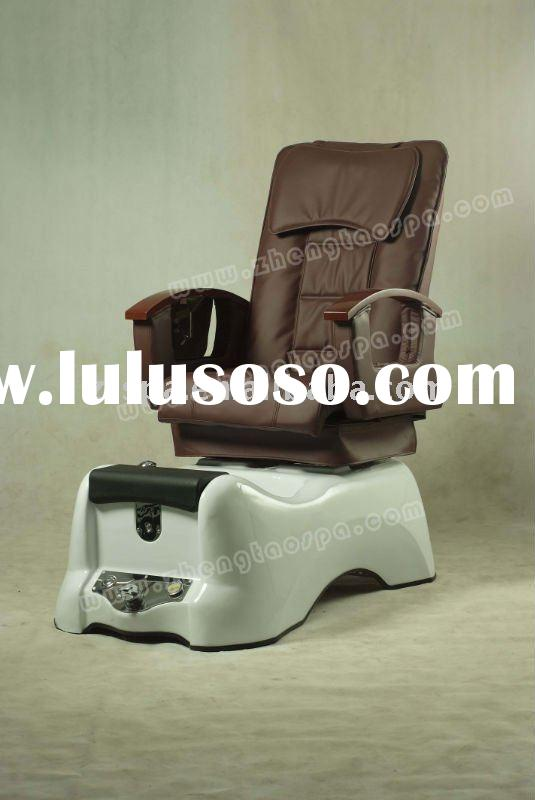 Pipeless Pump Pedicure Spa Massage Chair For Nail Salon Spa Equipment