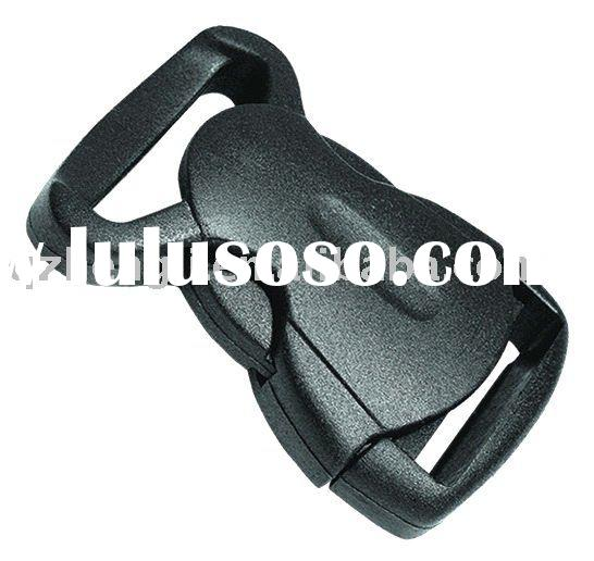 Plastic curved side release insert buckle SR (HL-A021)