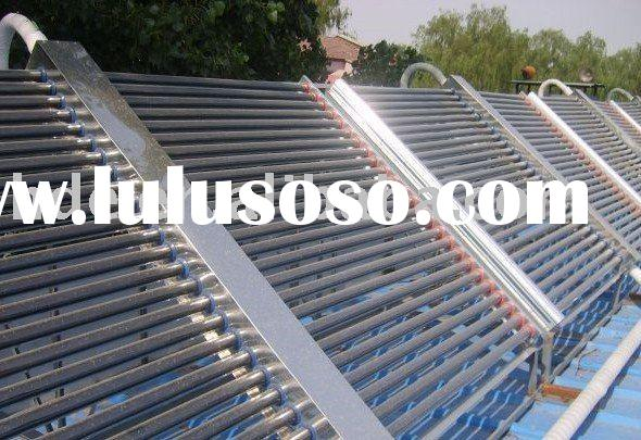 Pool Solar hot water collector