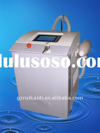 Portable Q Switched Tattoo Removal Laser Beauty Equipment